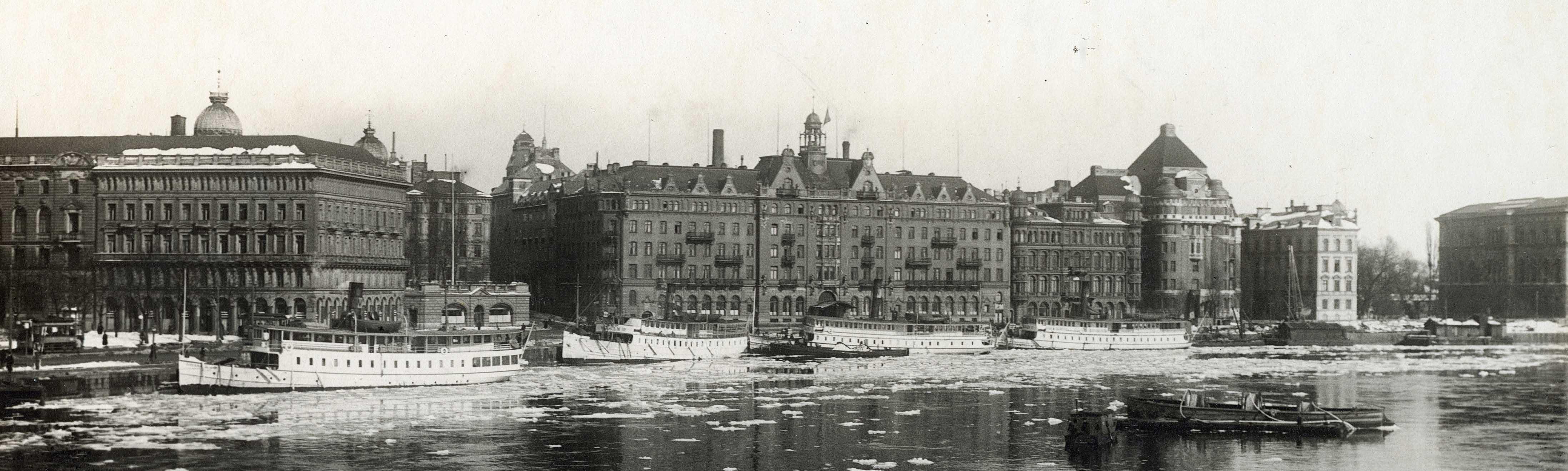 Rumslig arkitektur Stockholm